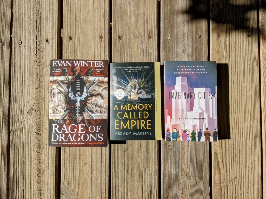Books I completed in May 2021