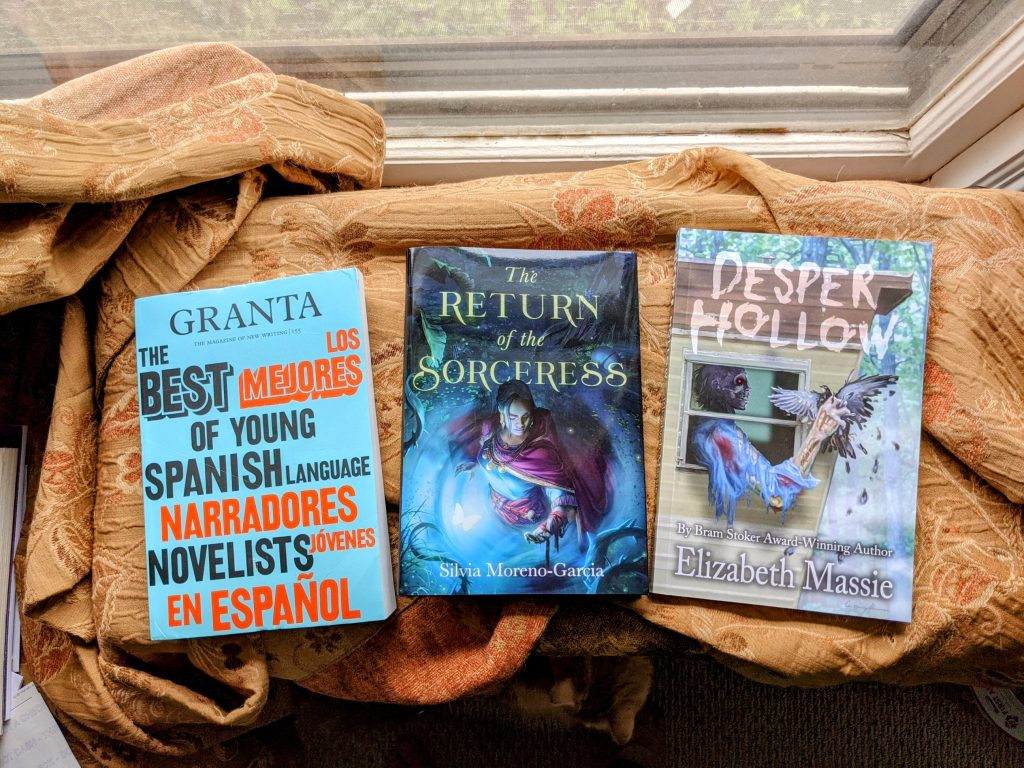 Book acquisitions in the week of June 13, 2021