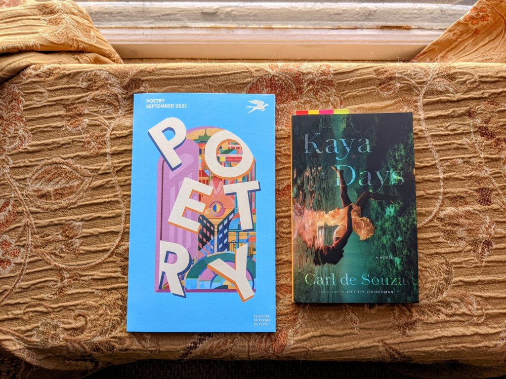 New Books for the week of August 29, 2021