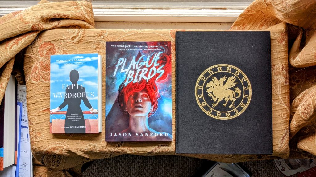 New Books for the Week of October 3, 2021
